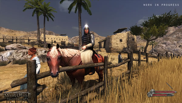 「Mount&Blade II Bannerlord」  width=