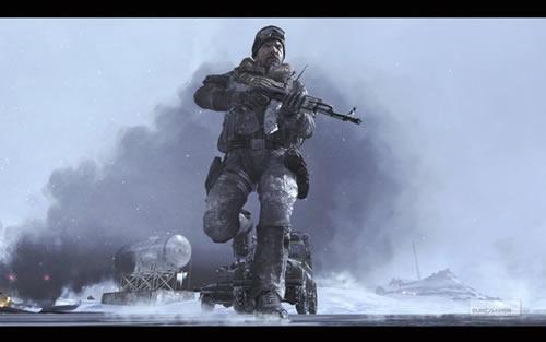 「Modern Warfare 2」 モダンウォーフェア 2