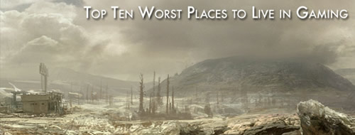 Top 10 Worst Places