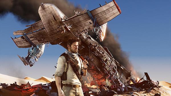 Uncharted 3: Drake's Deception」は前作の拡張<b>エンジン</b>を利用+ <b>...</b>