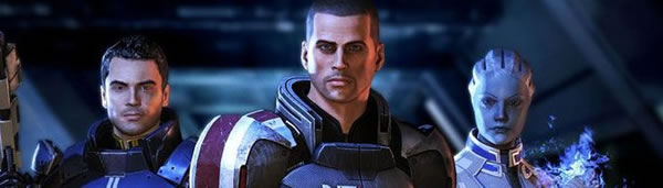 「Mass Effect Trilogy」