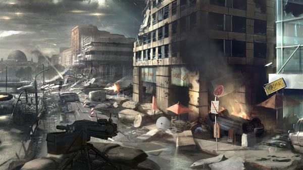「modern Warfare 3」のマルチプレイヤーお披露目時間が判明、新コンセプトアートやスクラップヤード