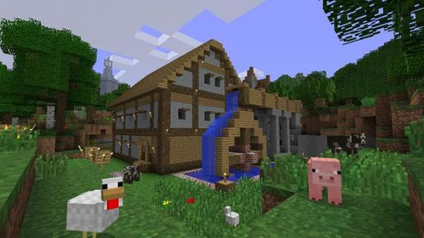 「Minecraft: Xbox 360 Edition」