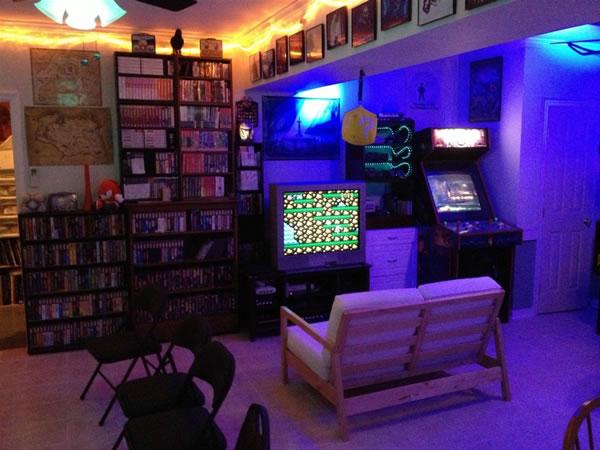 休憩画像:新旧のあれこれが揃うコアゲーマーのアメージングなゲーム専用部屋がすご 凄い 171 Doope 国内外の