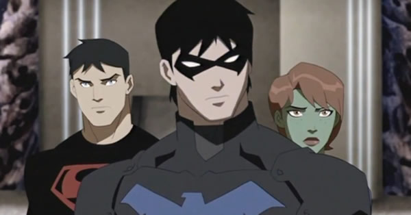「Young Justice: Legacy」