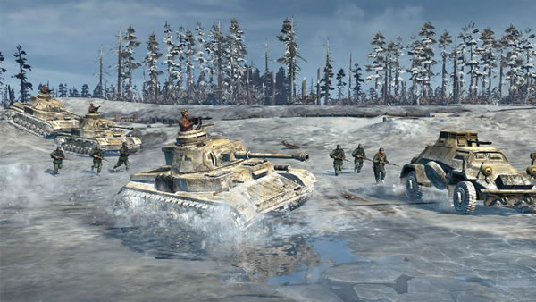 「Company of Heroes 2」