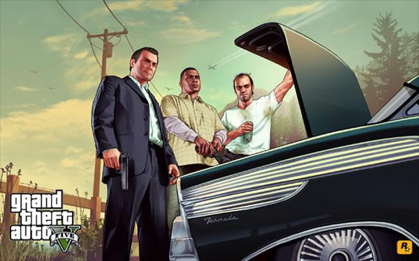 「Grand Theft Auto V」の売上げがローンチから3日で10億ドルを突破、エンターテインメント分野の販売記録を更新か