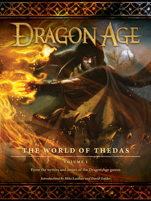 「Dragon Age: The World of Thedas」