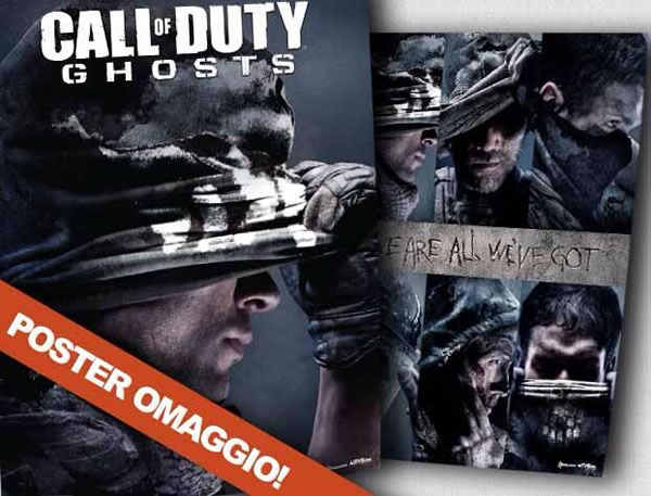 「Call of Duty: Ghosts」