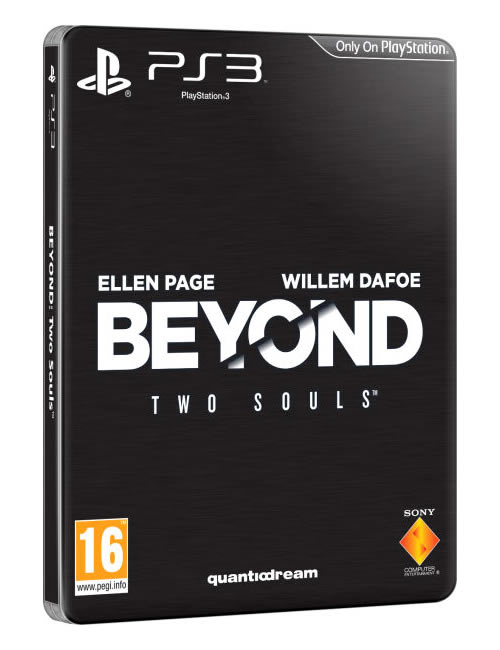 「Beyond: Two Souls」