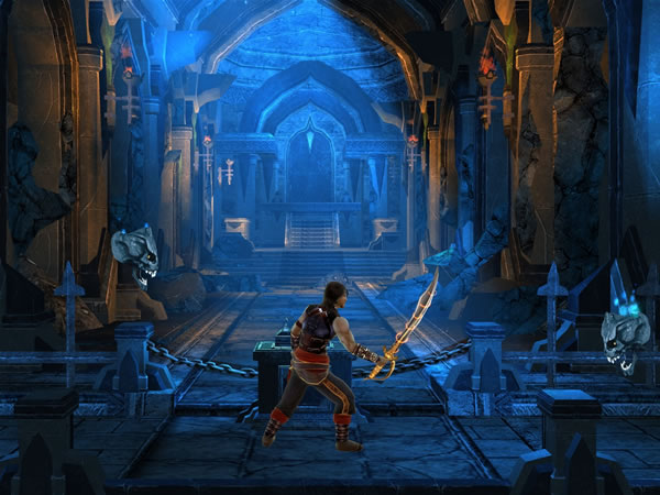 「Prince of Persia: The Shadow and the Flame」