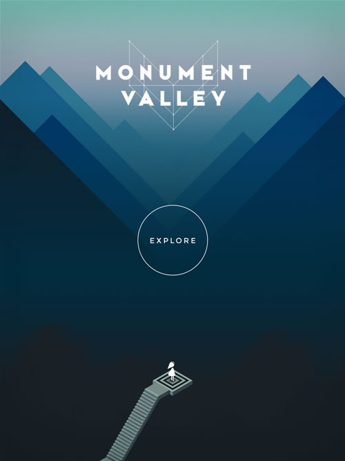 「Monument Valley」
