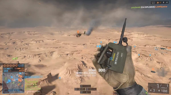 「Battlefield 4」