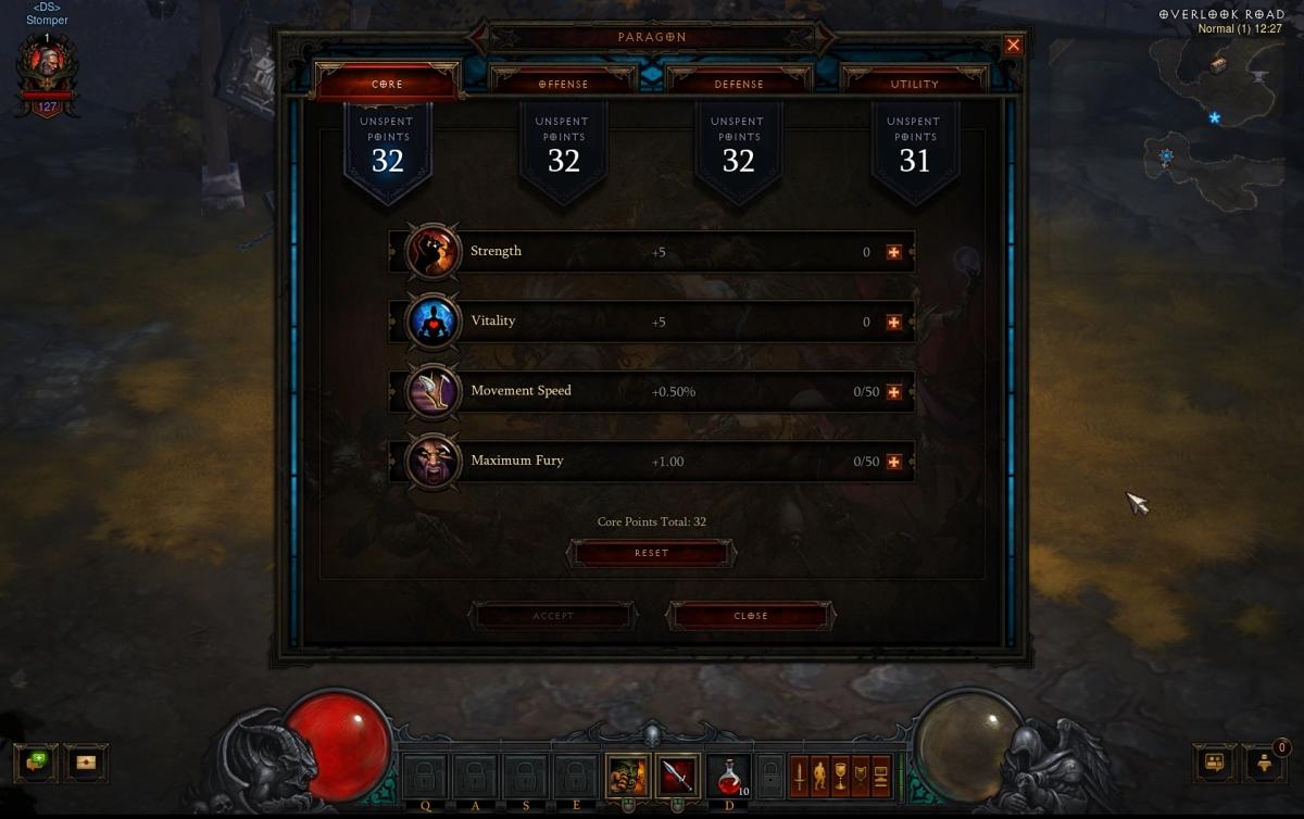 Crusader Build Diablo  Paragon