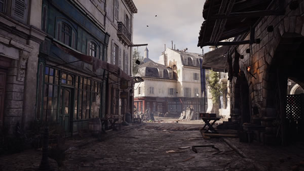 عنوان Assassin's Creed : Unity رونمایی شد+تصاویر