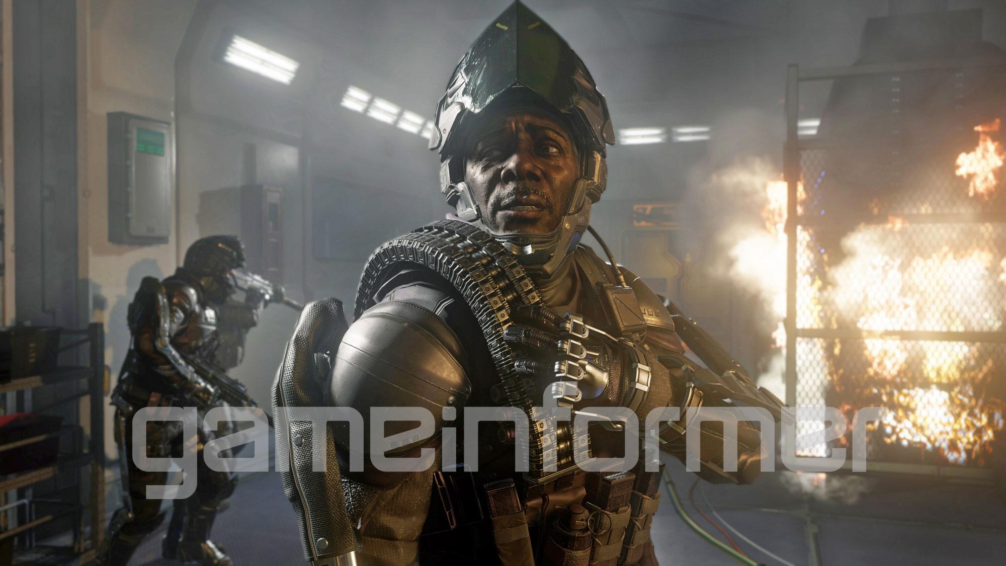 「Call of Duty」の新作公式サイトが公開! 舞台は近未来の模様