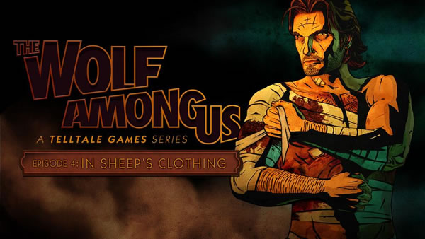 「The Wolf Among Us」