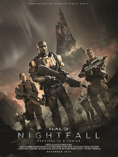 「Halo Nightfall」