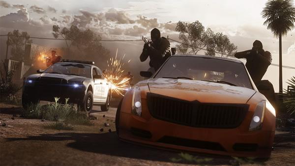 """Hotwire""モードを含む「Battlefield Hardline」のハンズオンプレビューが一斉解禁、新たなプレイ映像と装備品リストまとめ"