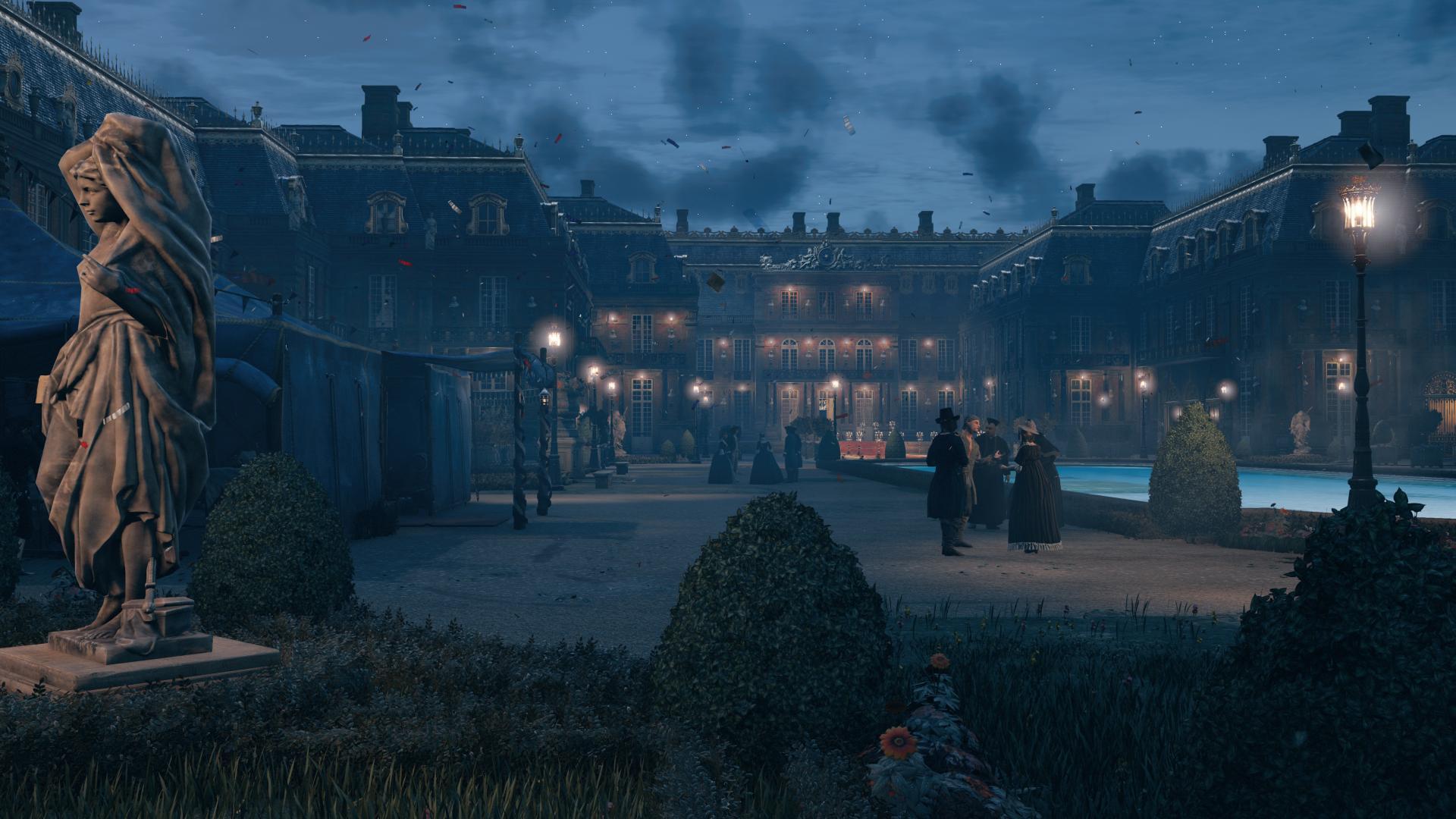 PS4「アサシン クリード ユニティ」でフランス革命を疑似体験できるのにプレイしないなんて勿体無い