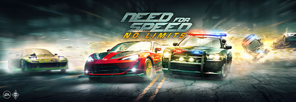 「Need for Speed: No Limits」