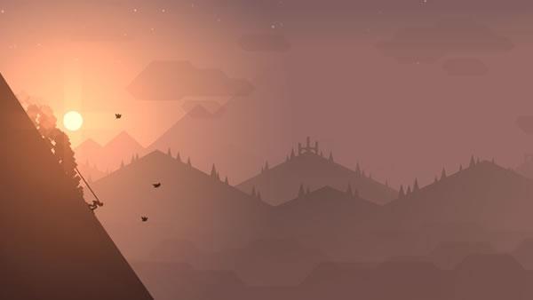 エンドレスランナー系の美しいスノーボードゲーム「Alto's Adventure」のエモーショナルなローンチトレーラーが公開