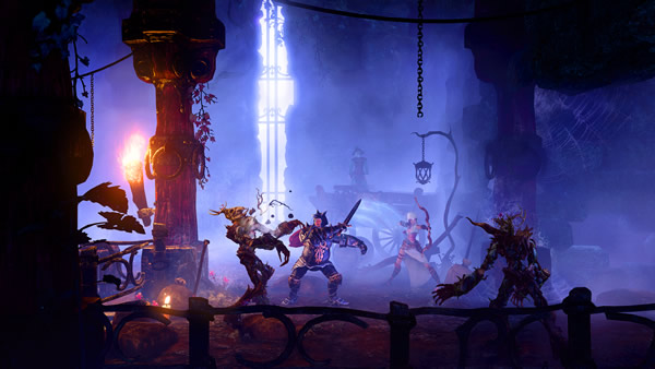 「Trine 3: The Artifacts of Power」