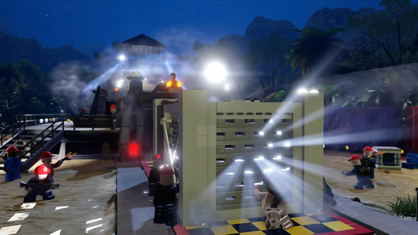 「LEGO Jurassic World」