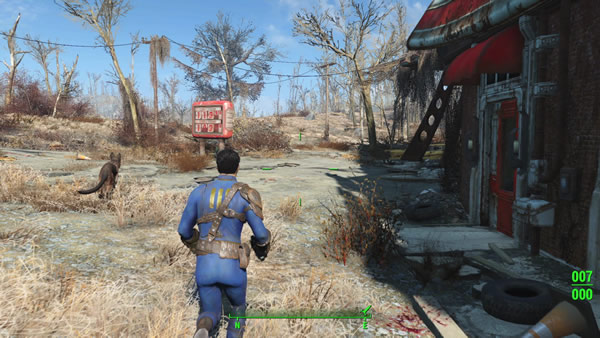 「Fallout 4 」
