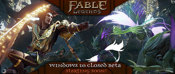 「Fable Legends」