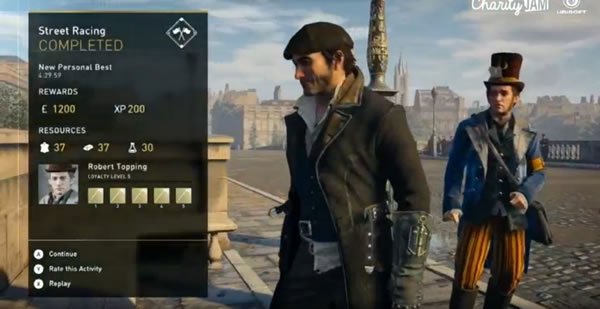 「Assassin's Creed Syndicate」