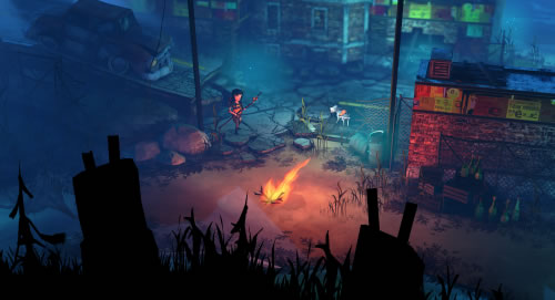 「The Flame in the Flood」