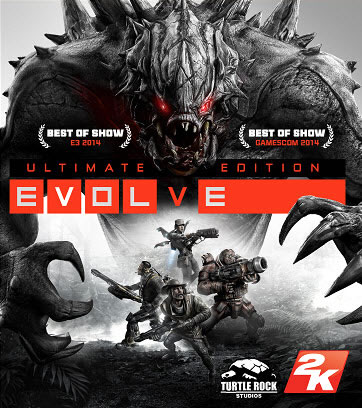 「Evolve Ultimate Edition」