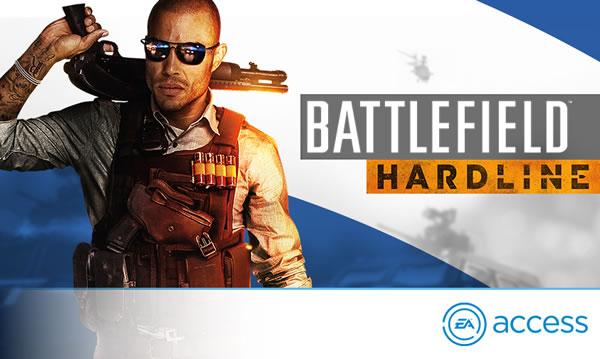 「Battlefield Hardline」