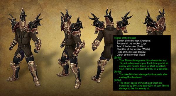 Diablo  Ancient Ashbringer Build