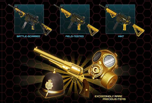 多彩な外観アイテムを販売する「killing Floor 2」のマイクロトランザクション要素 Trading
