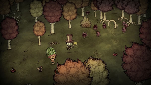 「Don't Starve Together: Console Edition」