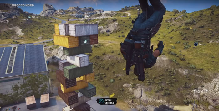 「Just Cause 3 」