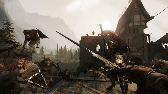 「Warhammer: End Times - Vermintide 」
