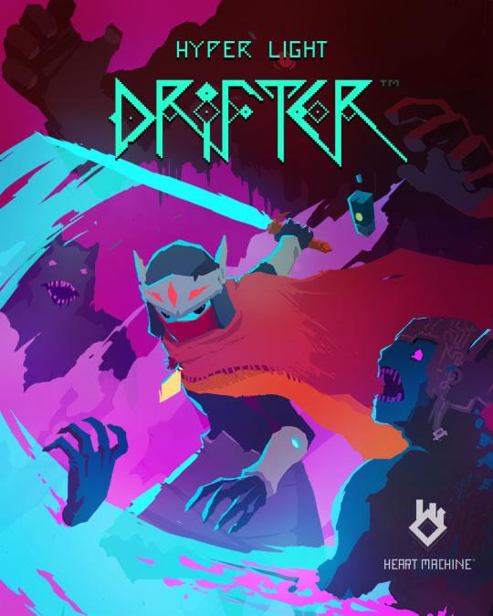 「hyper light drifter」