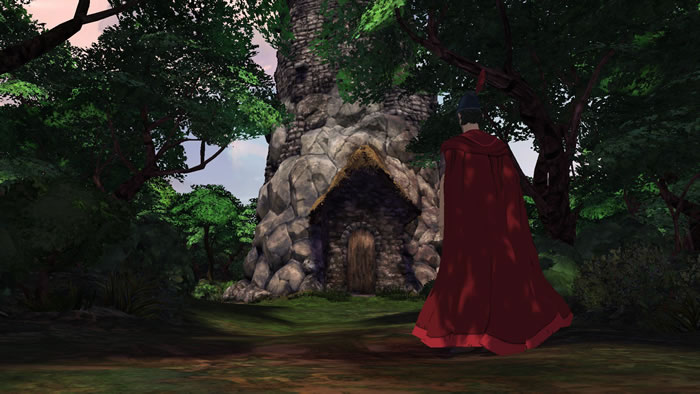 「King's Quest」