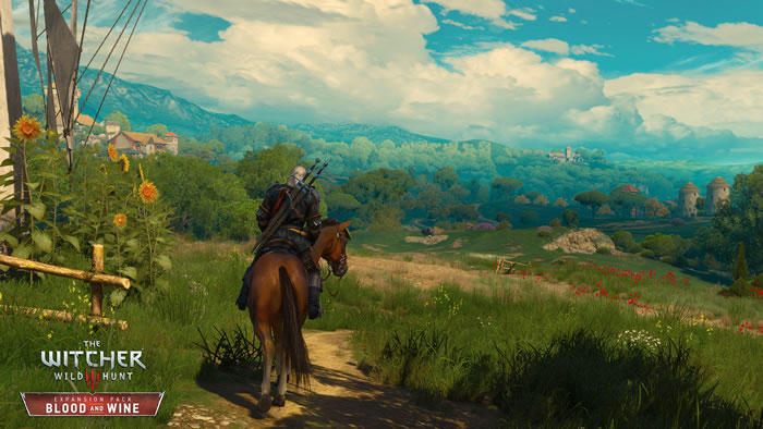 「The Witcher 3: Wild Hunt」「ウィッチャ-3 ワイルドハント」