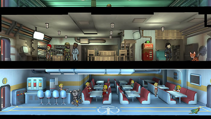 「Fallout Shelter」