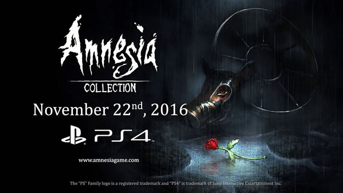 「Amnesia: Collection」