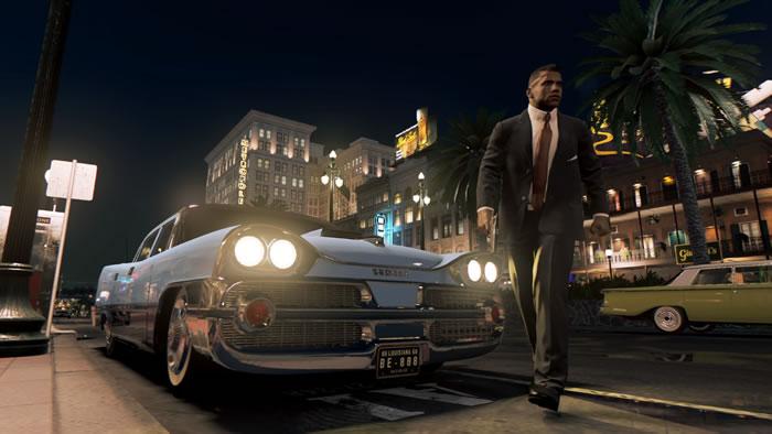 「Mafia III」