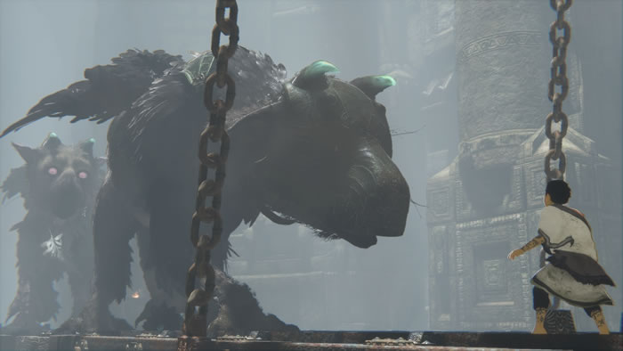 「The Last Guardian」