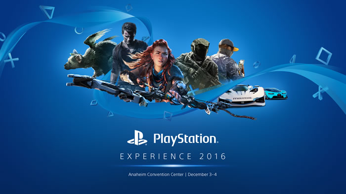 「 PlayStation Experience 2016」