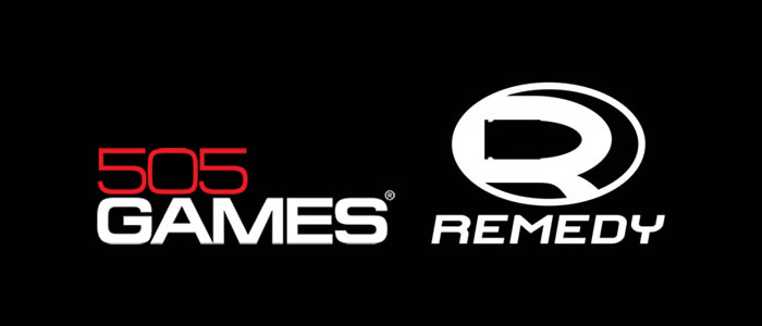 「 505 Games」「Remedy Entertainment」