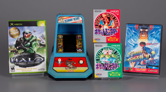 「World Video Game Hall of Fame」