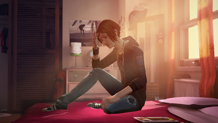 「 Life is Strange: Before the Storm」